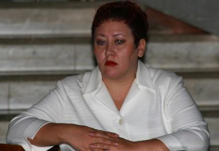 Тихомирова после победы на выборах Тархова