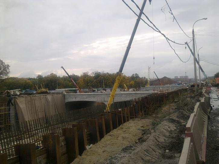 Московское шоссе - Ракитовское шоссе