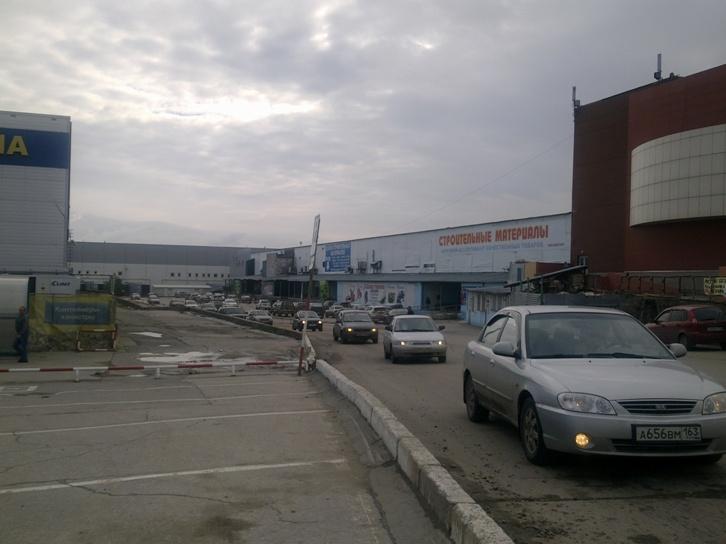 объезд пробки на Раките по подземельям Московского
