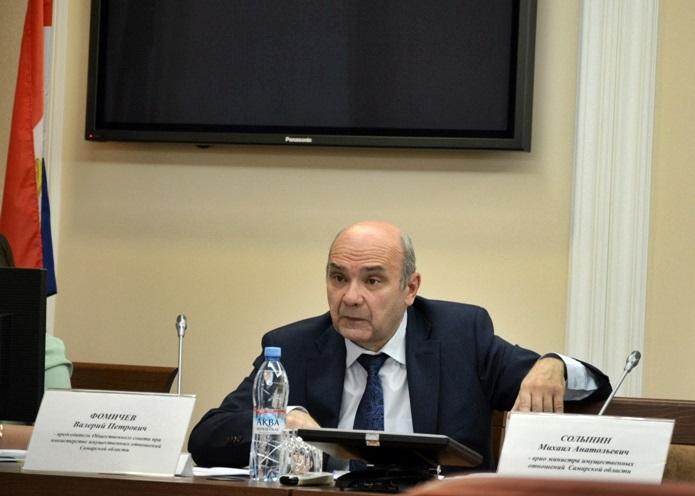 председатель совета Валерий Фомичев