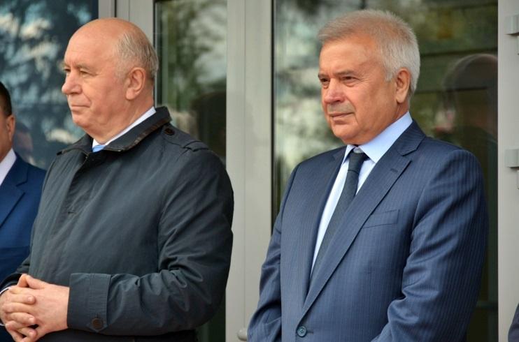 Алекперов благодарил губернатора за условия работы