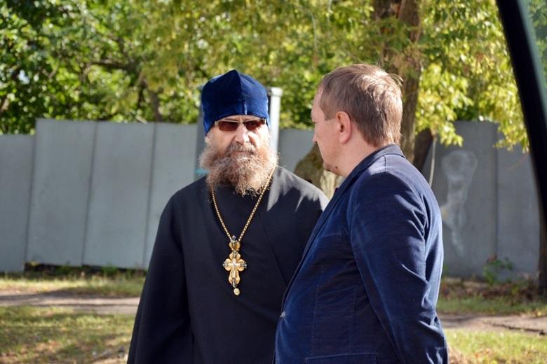 Круговой с отцом Георгием