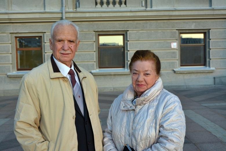 семья Золотаревых, сам он работал с Орловым около 5 лет