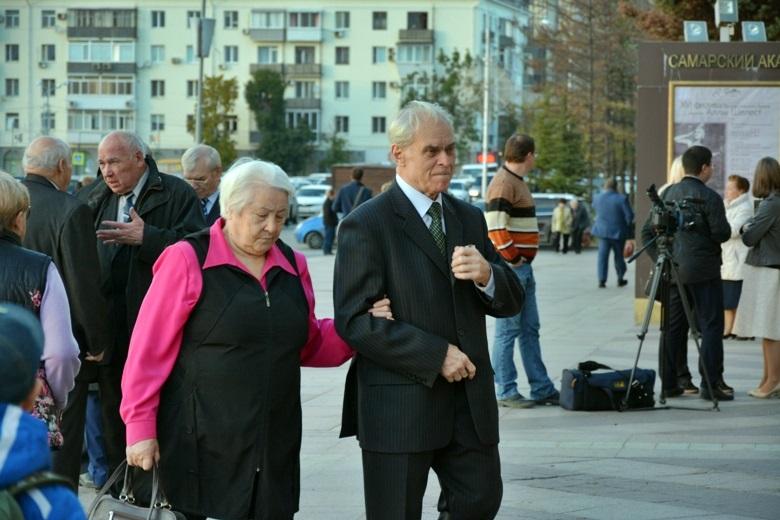 семья Родионовых, сам он работал с Орловым около 10 лет