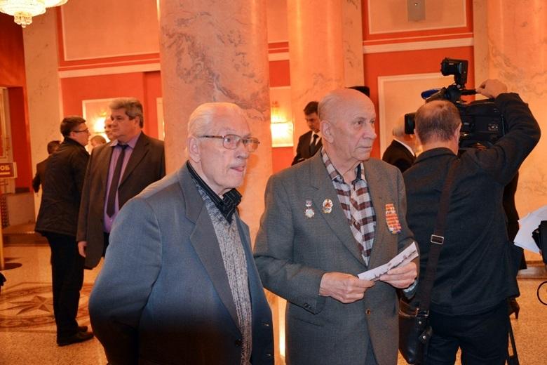 руководство Мясокомбината в 1960 годы ездило с Орловым на охоту