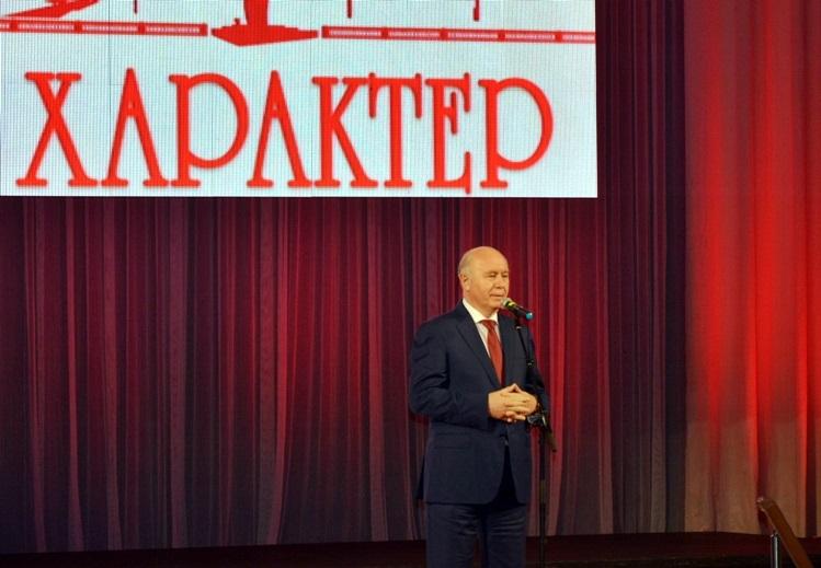 рассказывает губернатор - свыше 80% основных фондов области создано при Орлове