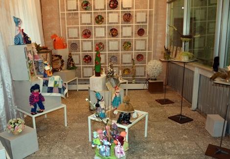 выставка поделок КТР
