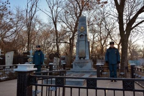 монумент тем, кто погиб в 1948 г.