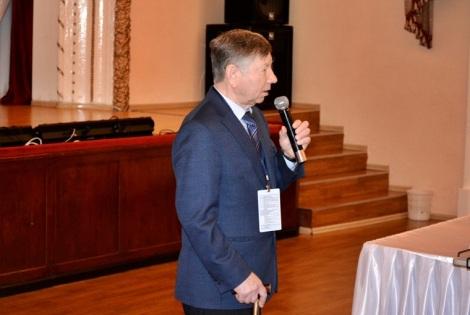 заседание клуба открыл экс-вице-губернатор Александр Жабин