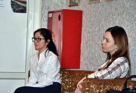 Белла Бицаева - второй модератор по секции Вовлеченность персонала