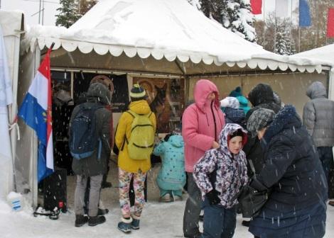 самая популярная палатка