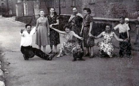 начало 1960 годов - Безымянка гуляла во дворах
