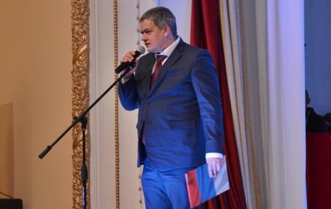Иван Будак от самого большого района Самары