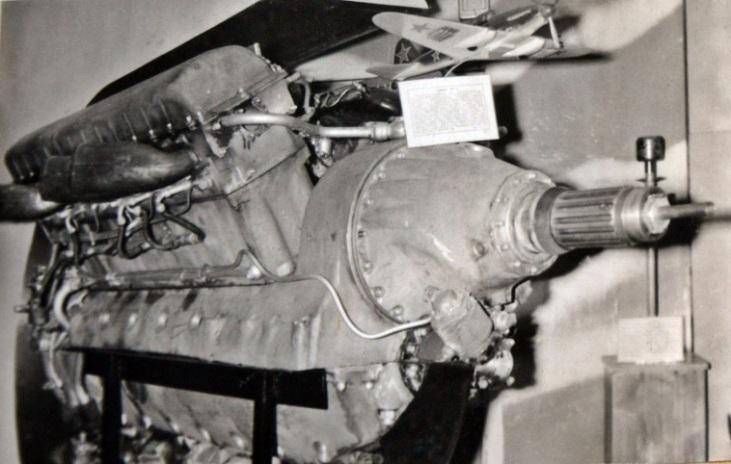моторы для ИЛ-2