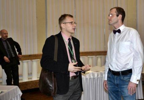 С Алексея Моргачева (на фото справа) этот конкурс начинался в 2015 году