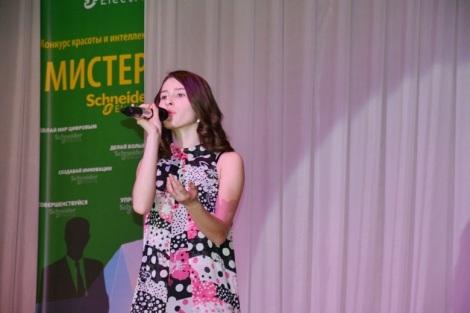 поет Настя Елагина