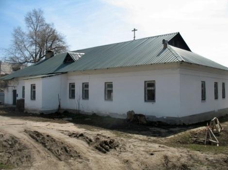 сегодня в бывшем детском саду одна из городских церквей