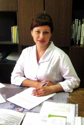 Старшая мед.сестра Детского поликлинического отделения №2 Наталья Абдрахманова