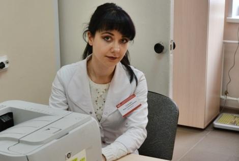 Вера Уласова, врач-терапевт СГБ №8