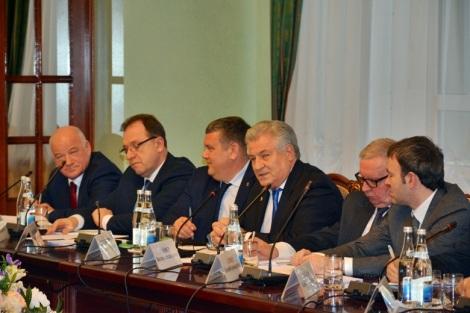 поддержал Быкова в теме очистных и потребляемой в Самаре воды